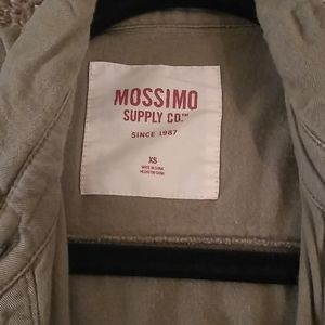 Mossimo Supply Co. Tops - Long sleeve button down